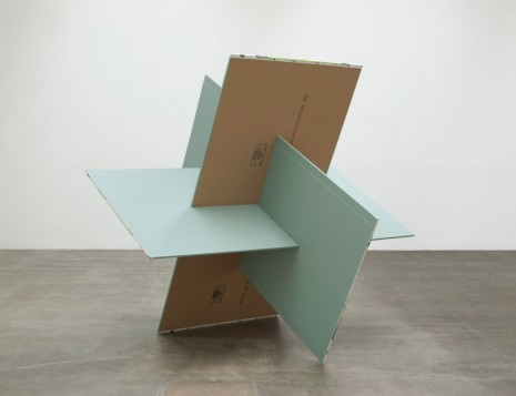 Matt Johnson, Dodecahedron, 2011, Blum & Poe