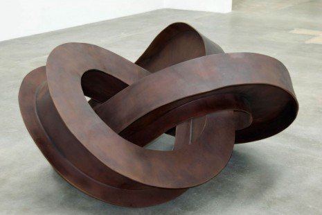 Matt Johnson, Trefoil I Beam, 2011, Blum & Poe