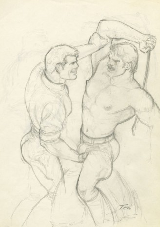 Tom of Finland, Untitled, c.1978, Modern Art