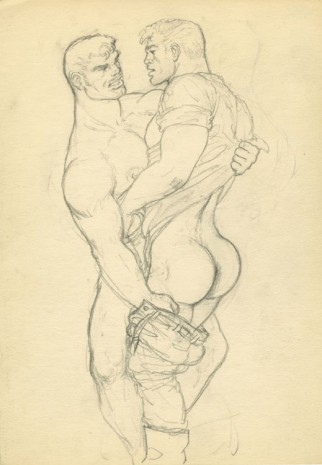 Tom of Finland, Untitled, c. 1963, Modern Art