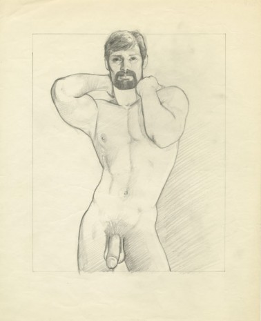 Tom of Finland, Untitled, 1979, Modern Art