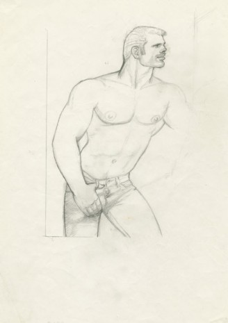 Tom of Finland, Untitled, c. 1981, Modern Art