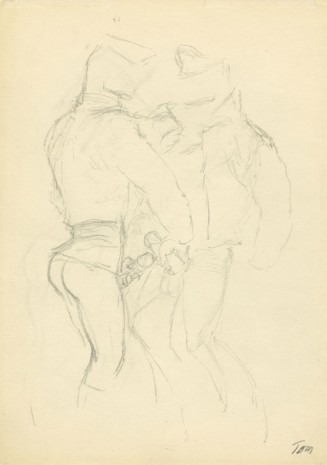 Tom of Finland, Untitled, c. 1961, Modern Art