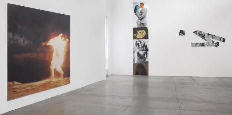 John Baldessari, The Difference Between Fête and Fate, 1987/2013, Marian Goodman Gallery