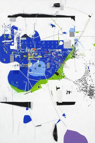 Bart Stolle, Fixed media language valley, 2007 - 2009, Zeno X Gallery