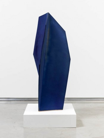 John Mason, Blue Spear, 2000, David Kordansky Gallery