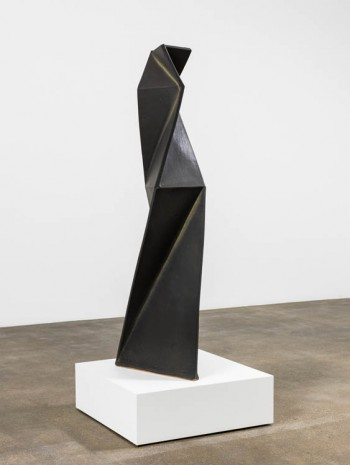 John Mason, Black Figure, 1998, David Kordansky Gallery