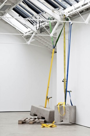 Matias Faldbakken, Untitled (Ladder Pull), 2013, The Modern Institute