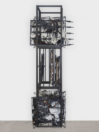 Angel Otero, Untitled (Slot Tower A), 2013, Lehmann Maupin