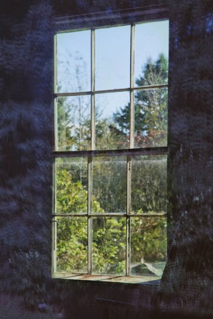 James Welling, Olson House Window, 2012, Maureen Paley