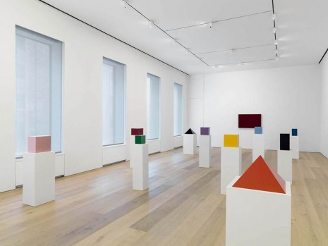 John McCracken David Zwirner