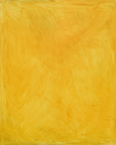 Josh Smith, Lemon Yellow, 2013, Luhring Augustine