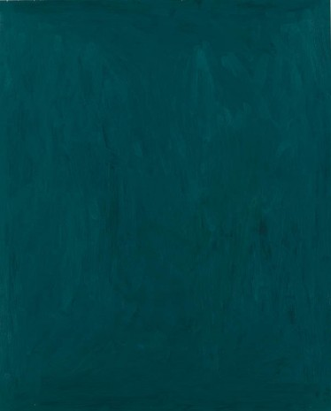 Josh Smith, Bluish Green, 2013, Luhring Augustine