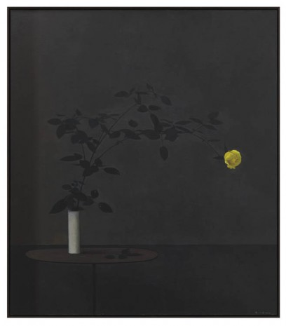 Liu Ye, Flower Painting No 1, 2011-2012, Johnen Galerie