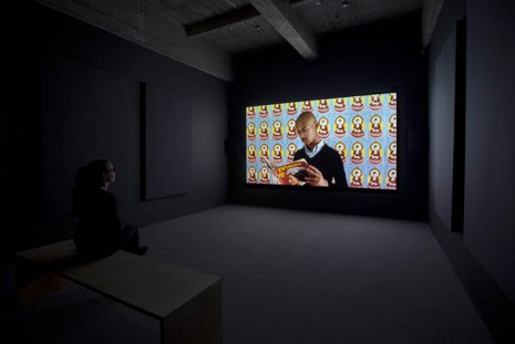 Phil Collins, the meaning of style, 2011, Tanya Bonakdar Gallery