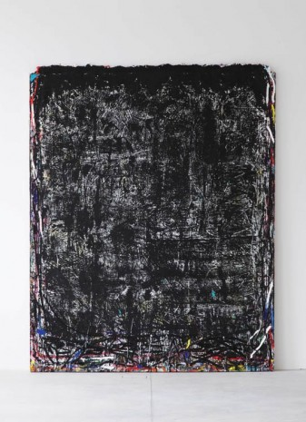 Andrew Dadson, Rundown, 2013, Galleria Franco Noero