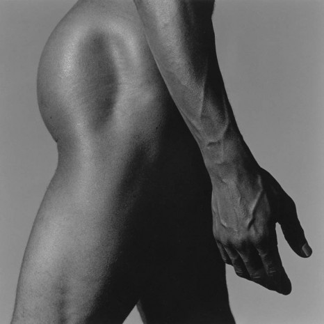 Robert Mapplethorpe, Alistair Butler, 1980, Galerie Thaddaeus Ropac