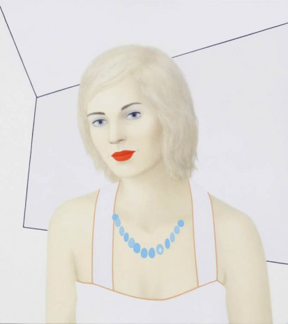 Ridley Howard, Blue Necklace, 2013, Andréhn-Schiptjenko
