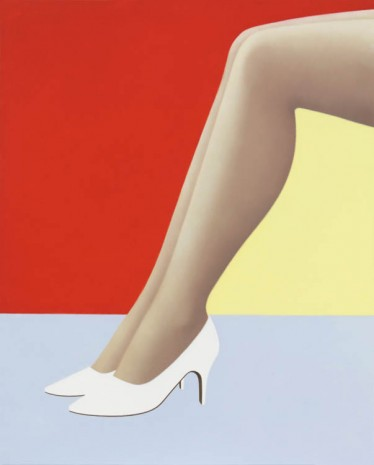 Ridley Howard, Legs, Yellow and Red, 2013, Andréhn-Schiptjenko