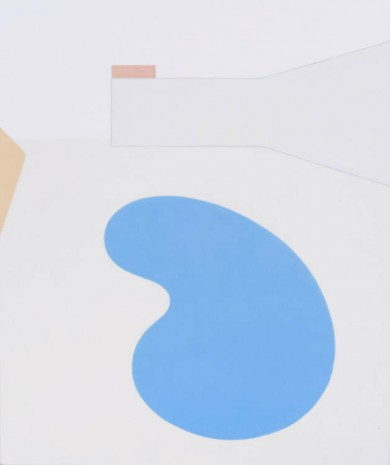 Ridley Howard, Pool in half-light, 2013, Andréhn-Schiptjenko