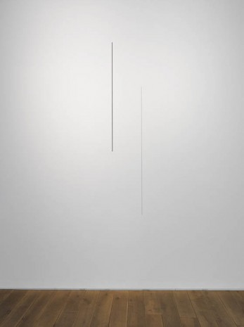Iran do Espírito Santo, Line and Shadow II, 2013, Ingleby Gallery