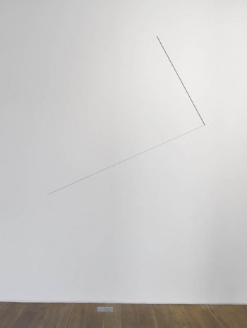 Iran do Espírito Santo, Line and Shadow III, 2013, Ingleby Gallery
