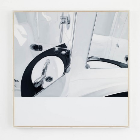 James White, On Reflection #2 , 2013, Max Wigram Gallery (closed)