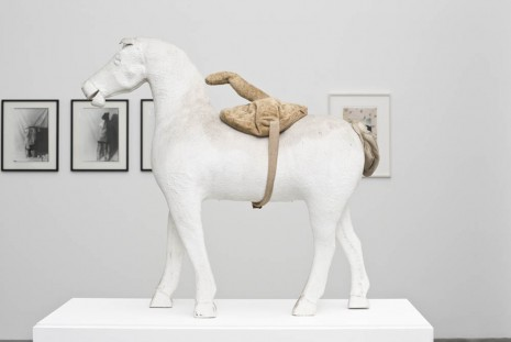 Birgit Jürgenssen, Untitled (Horse), 1974, Alison Jacques Gallery