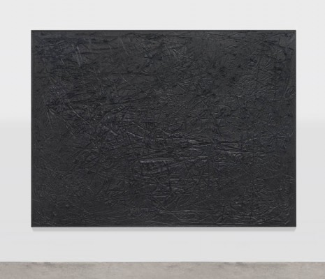 "Rashid Johnson, Cosmic Slop ""Never Heated"", 2013, Hauser & Wirth"
