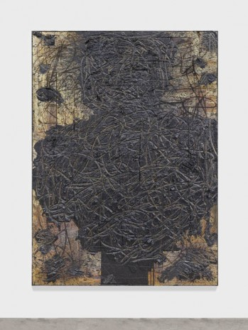 Rashid Johnson, DeWayne, 2013, Hauser & Wirth