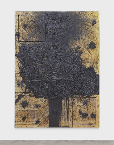Rashid Johnson, Junie, 2013, Hauser & Wirth