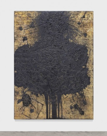 Rashid Johnson, Bernie, 2013, Hauser & Wirth