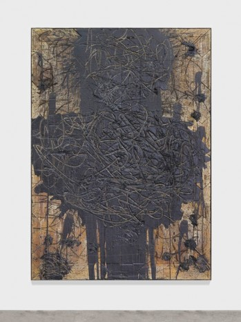 Rashid Johnson, Billy, 2013, Hauser & Wirth