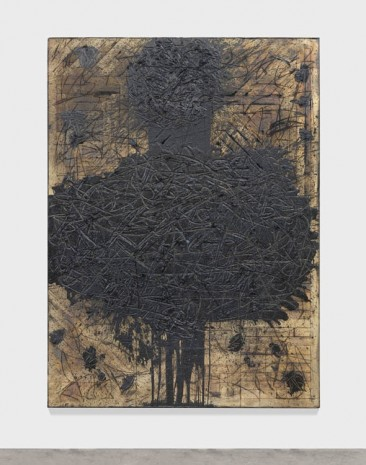 Rashid Johnson, Bootsy, 2013, Hauser & Wirth