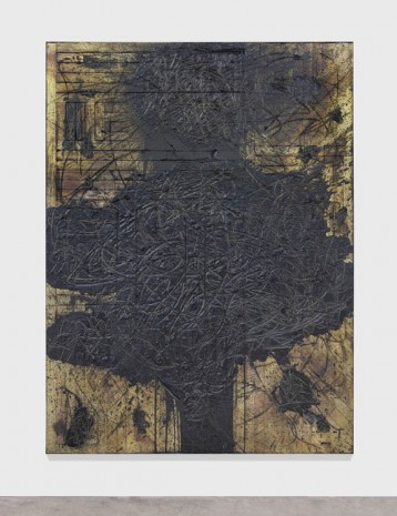 Rashid Johnson, Ruffus, 2013, Hauser & Wirth
