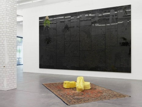 Rashid Johnson Hauser & Wirth