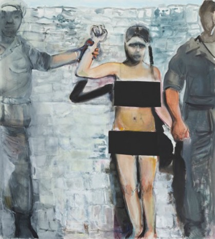 Marlene Dumas, The Trophy, 2013, Zeno X Gallery