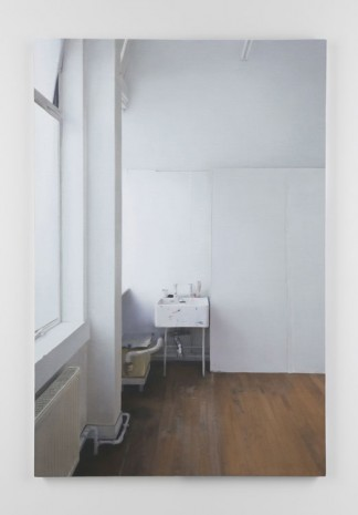 Paul Winstanley, Art School 14, 2013, Kerlin Gallery