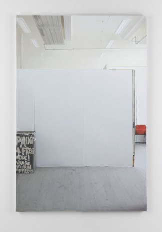 Paul Winstanley, Art School 15, 2013, Kerlin Gallery