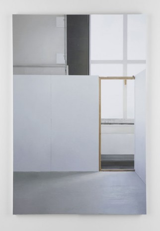Paul Winstanley, Art School 17, 2013, Kerlin Gallery