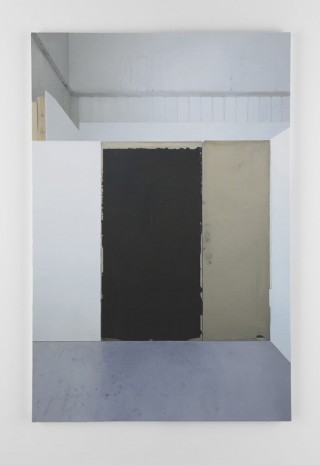 Paul Winstanley, Art School 18, 2013, Kerlin Gallery