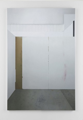 Paul Winstanley, Art School 19, 2013, Kerlin Gallery
