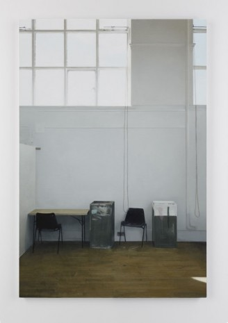 Paul Winstanley, Art School 22, 2013, Kerlin Gallery
