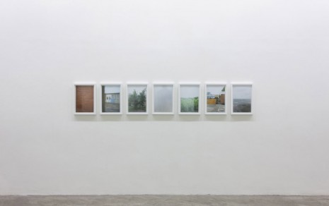 Paul Winstanley, A View From The Art School Window, 2013, Kerlin Gallery