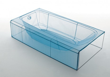 Do Ho Suh, Bathtub, 2013, Lehmann Maupin