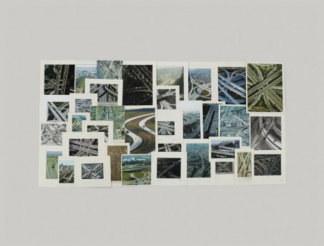 Taryn Simon, Folder: Express Highways, 2012, Almine Rech