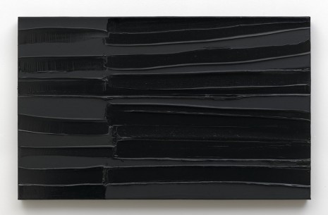 Pierre Soulages, 11.02.08, 2008, Timothy Taylor