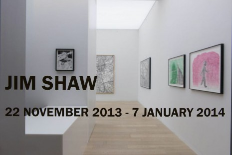 Jim Shaw Simon Lee Gallery
