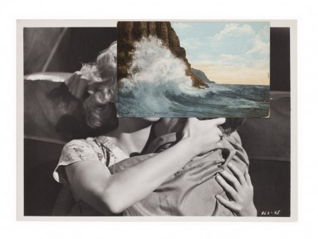 John Stezaker, Untitled (Film Still Collage) LIV, 2013, Mendes Wood DM