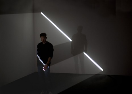 Anthony McCall, Four Projected Movements, 1975, Sprüth Magers